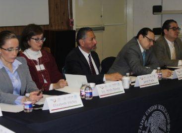 Realizan la primera reunión de Ventanillas de Salud en la Frontera México-Estados Unidos