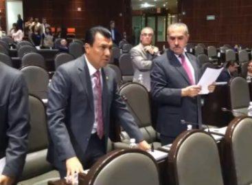Presenta Gurrión Matías exhortó a gobiernos Federal y Estatal para dar pronta solución al conflicto de Chimalapas