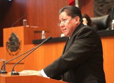 Urge fortalecer regulación de empresas de seguridad privada, advierte senador David Monreal