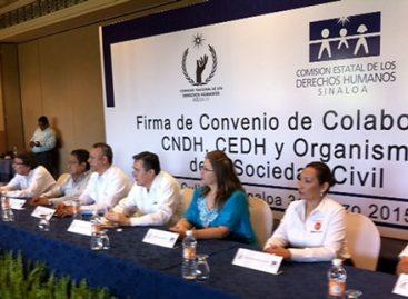 Llama el ombudsman nacional a recuperar el camino de la legalidad en México