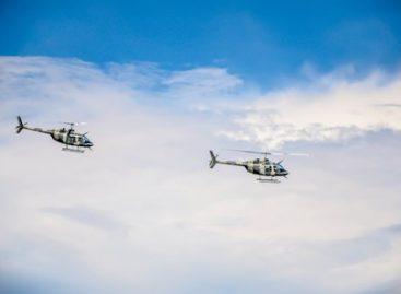 Reconoce Municipio de Oaxaca de Juárez valor y patriotismo de la Fuerza Aérea Mexicana
