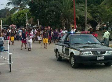 Reportan saldo blanco en celebraciones religiosas de Viernes Santo en Oaxaca