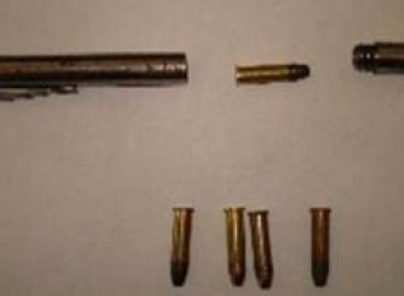 Detenidos por la Policía de Oaxaca al portar armas blancas y municiones de arma de fuego