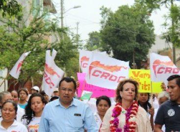 Nuestro único compromiso es con las y los oaxaqueños: Rodríguez Casasnovas