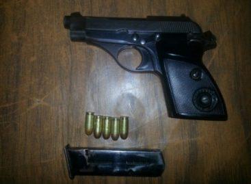 Detiene Policía Federal en Central Camionera del Sur a un sujeto en posesión de un arma de fuego