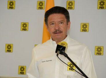Prioridad para candidatos del PRD el incremento salarial para trabajadores en el país: Navarrete Ruiz