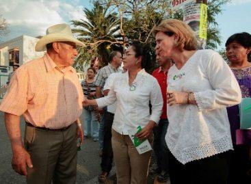Las mujeres somos solidarias y vamos a trabajar de la mano: Beatriz Rodríguez