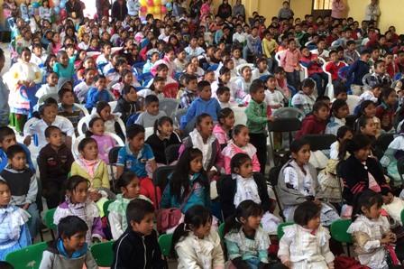 Impulsa la CNDH y la UNICEF