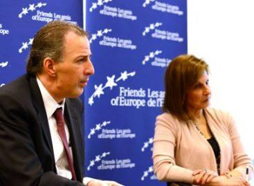En Bruselas, revisan México y la Unión Europea relación estratégica