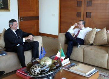 México y la UE cierran filas en favor de la promoción de Derechos Humanos