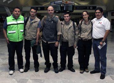 Apoyarán brigadistas mexicanos en labores de rescate en Nepal