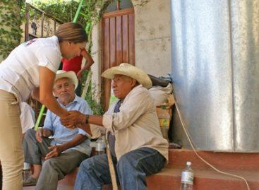Con el PRI regresaremos la esperanza al país, asegura Gabriela Olvera