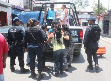 Presentan ante Juzgado Calificador a trabajadoras sexuales que carecen de carnet, en Oaxaca