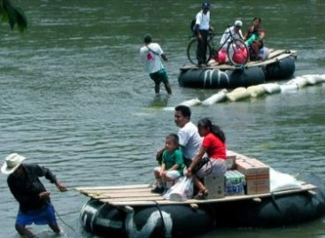 Senadores y viceministros de Centroamérica acuerdan frontera ordenada y respeto a derechos de migrantes