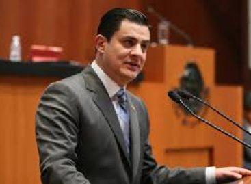 Autoridades de Jalisco se han visto rebasadas por el creciente poder delincuencial: Martínez Martínez