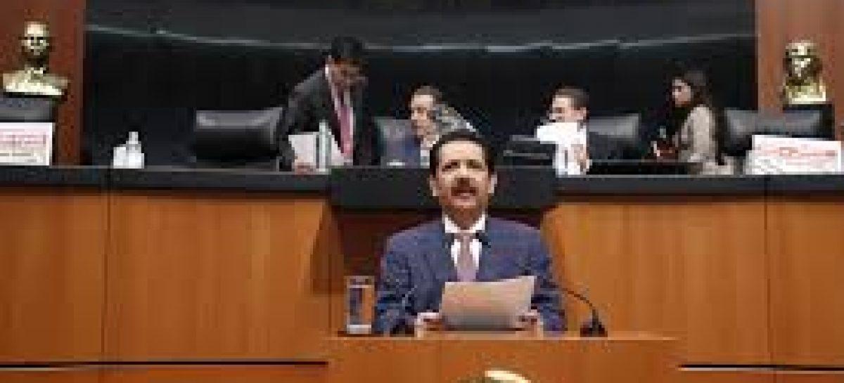 Propone senador Luis Sánchez Ingreso Básico Ciudadano para personas de escasos recursos