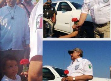 Varados 400 migrantes de ocho países en Albergue Hermanos en el Camino de Ixtepec