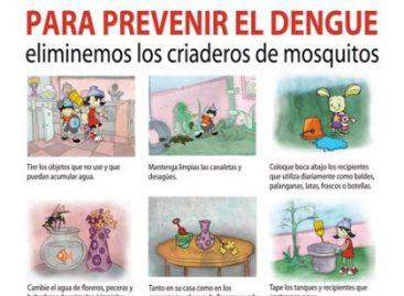 En época de lluvias, pide IMSS extremar limpieza en casa y eliminar encharcamientos para evitar el dengue