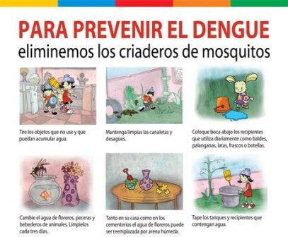 En época de lluvia es más común la enfermedad