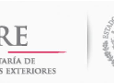 Emite SRE postura sobre la alerta de viaje a México del Departamento de Estado de EU