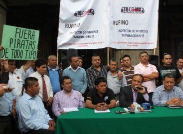 Gobierno del DF dos años solapando delincuentes: taxistas organizados