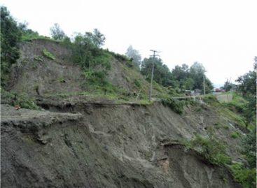 En Oaxaca, se registra derrumbe en la carretera Santa Catarina Juquila – Río Grande