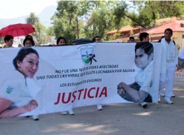 Insiste Defensoría de Oaxaca en contar con información sobre choque en que murieron dos estudiantes de medicina
