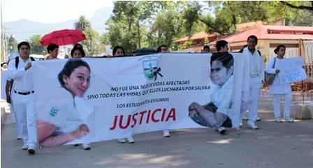 Defensoría delPueblo a la Procuraduría de Oaxaca