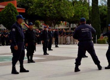 Concluyen Plan de Profesionalización 52 policías municipales de la Cuenca y la Costa de Oaxaca