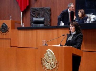 Solicita senadora Dolores Padierna al Ejecutivo Federal suspender Ronda 1