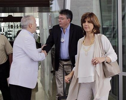 Ministra de Relaciones Exteriores de Colombia