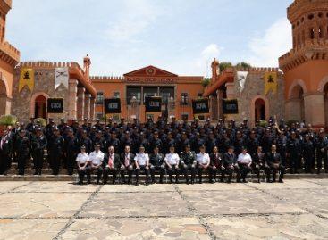 Egresa Segunda Generación 2015 del Curso de Formación Inicial del Servicio de Protección Federal