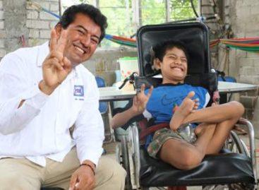 La discapacidad más grave es la indiferencia al dolor: Mendoza Reyes