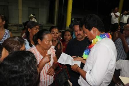 Candidato del PAN por el distrito X (Miahuatlán)