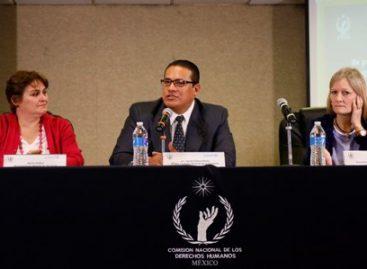 Aterrizar el contenido de la ley, para que corresponda con la realidad, el gran reto de México en derechos humanos