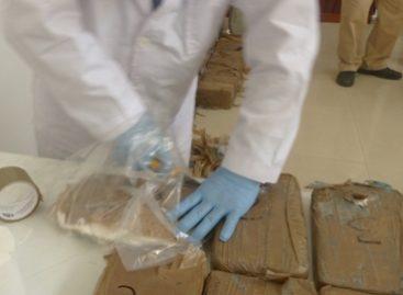Asegura Policía Federal 12 kilos de cocaína ocultos en compartimento de vehículo, en Chihuahua