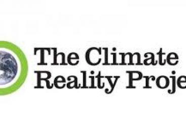 Formaliza México participación en The Climate Reality Project, organización creada por Al Gore