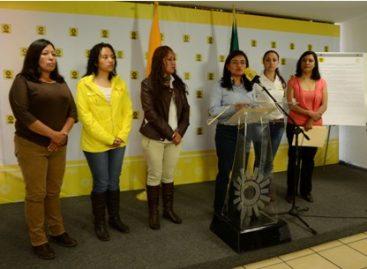 Suscriben candidatas del PRD a diputadas en el DF Carta Compromiso en materia de Derechos Humanos