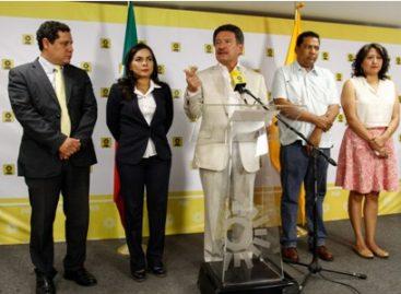 Presentará PRD denuncia ante la PGR por lo ocurrido en las elecciones de Guerrero