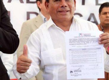 Por desvío de recursos, inhabilita Contraloría de Oaxaca a Cándido Coheto, candidato a diputado federal del PRI