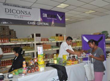 Atiende Diconsa Sur a casi 12 mil beneficiarios de la tarjeta sinhambre en Puebla