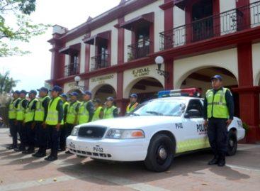 Implementan operativo de seguridad pública por comicios federales en Santa Lucía, Oaxaca