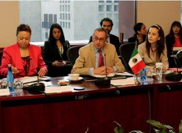Concluye consulta trilateral entre México, Canadá y Estados Unidos sobre amenazas a la paz
