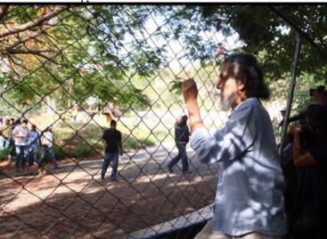 Artistas e intelectuales de México demandan a Gabino Cué suspender construcción del Centro de Convenciones en el Cerro del Fortín