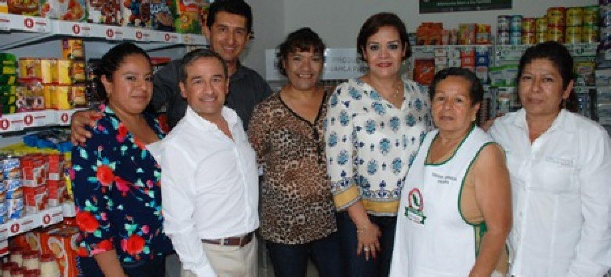 Mejora Diconsa su infraestructura en la Sucursal Veracruz