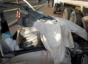 Deja dos muertos y dos heridos accidente carretero en San Pablo Huixtepec, Oaxaca