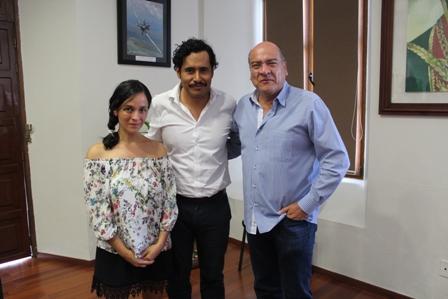 Productor, guionista y director de cine mexicano