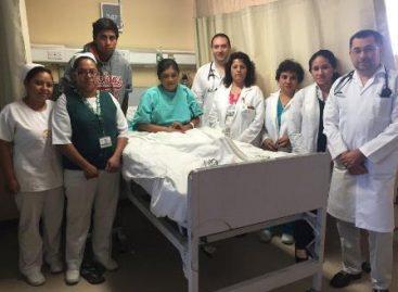 Salva IMSS a joven madre de la Mixteca de Oaxaca al activarse el Equipo de Reacción Inmediata