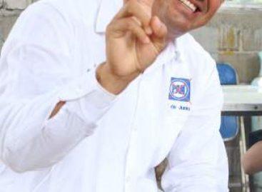 Pide Juan Mendoza Reyes a electores cambiar el rumbo del X distrito de Miahuatlán este 7 de junio