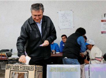 Exhorta ombudsman nacional a que la jornada electoral de este domingo se lleve en paz